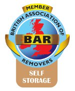 BAR Self Storage Member